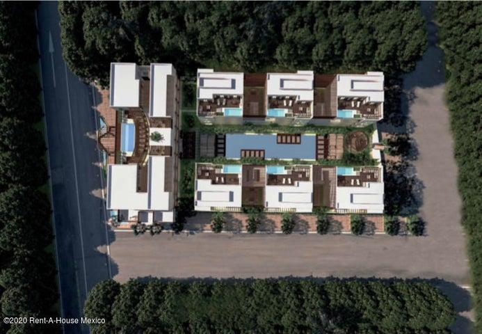 Departamento Quintana Roo>Tulum>La Veleta - Venta:139.000 Dolar - codigo: 21-2335