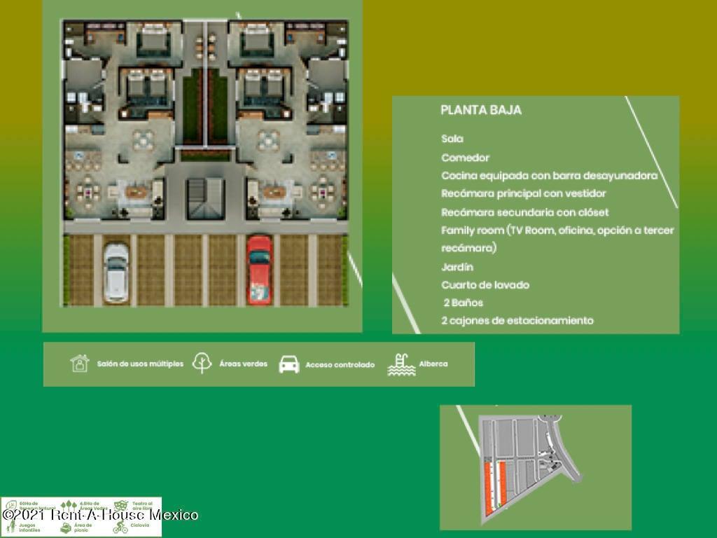 Departamento Queretaro>Queretaro>La Vista - Venta:2.260.000 Pesos - codigo: 21-2171