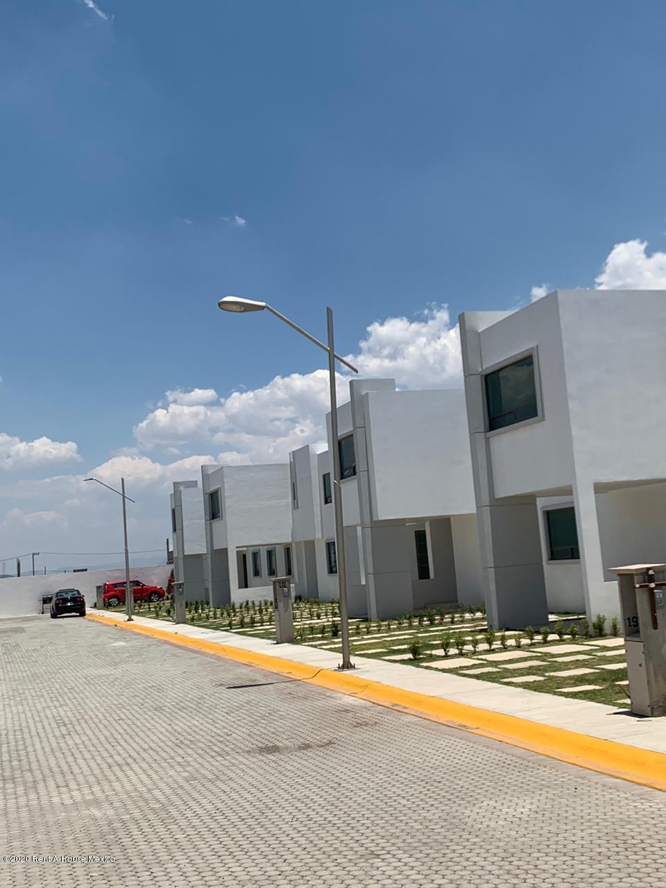 Casa Hidalgo>Pachuca de Soto>San Antonio El Desmonte - Venta:1.595.000 Pesos - codigo: 21-2367