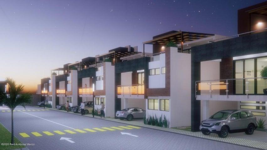 Casa Estado de Mexico>San Mateo Atenco>San Francisco - Venta:4.645.000 Pesos - codigo: 21-2431