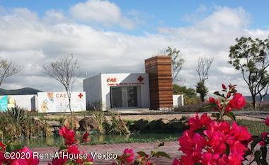 Terreno Queretaro>Queretaro>Real de Juriquilla - Venta:557.600 Pesos - codigo: 21-2467