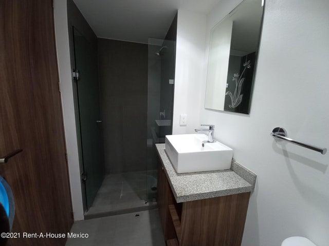 Departamento Distrito Federal>Benito Juárez>Insurgentes Mixcoac - Renta:16.500 Pesos - codigo: 21-2590