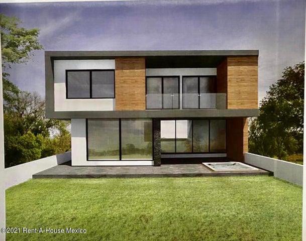 Casa Estado de Mexico>Atizapan de Zaragoza>Bosque Esmeralda - Venta:15.500.000 Pesos - codigo: 21-2701