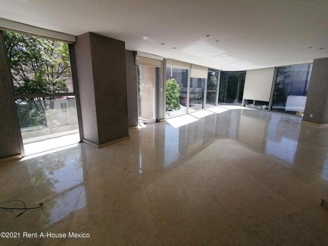 Departamento Distrito Federal>Miguel Hidalgo>Polanco - Renta:55.000 Pesos - codigo: 21-2325