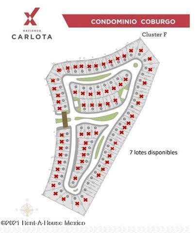 Terreno Queretaro>Corregidora>El Pueblito - Venta:4.260.060 Pesos - codigo: 21-2740