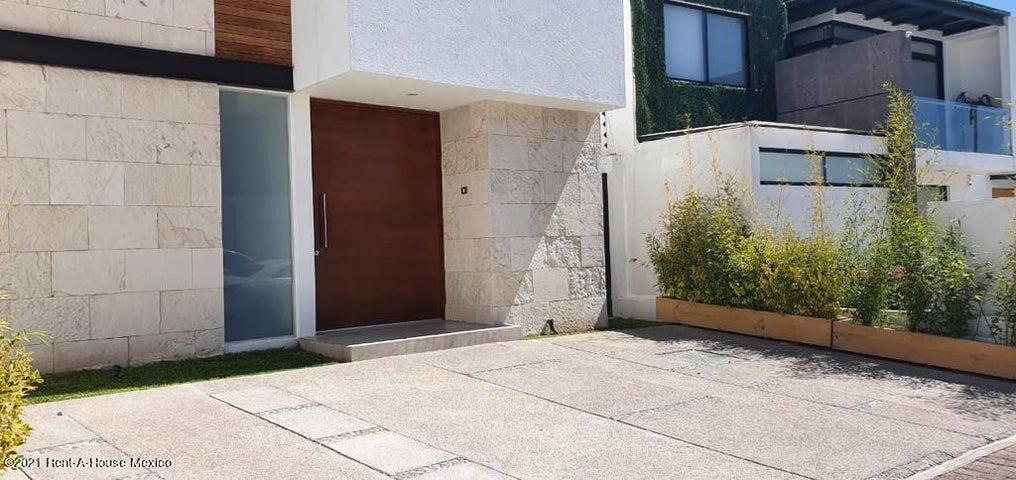 Casa Queretaro>Queretaro>Juriquilla - Venta:4.280.000 Pesos - codigo: 21-2747