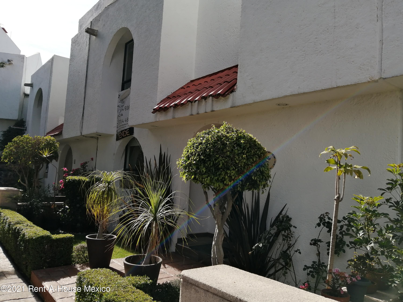 Casa Estado de Mexico>Huixquilucan>Jesus del Monte - Venta:5.700.000 Pesos - codigo: 21-2866