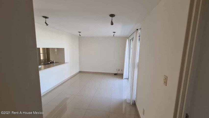Departamento Distrito Federal>Cuauhtémoc>Santa Maria la Ribera - Renta:12.500 Pesos - codigo: 21-2963