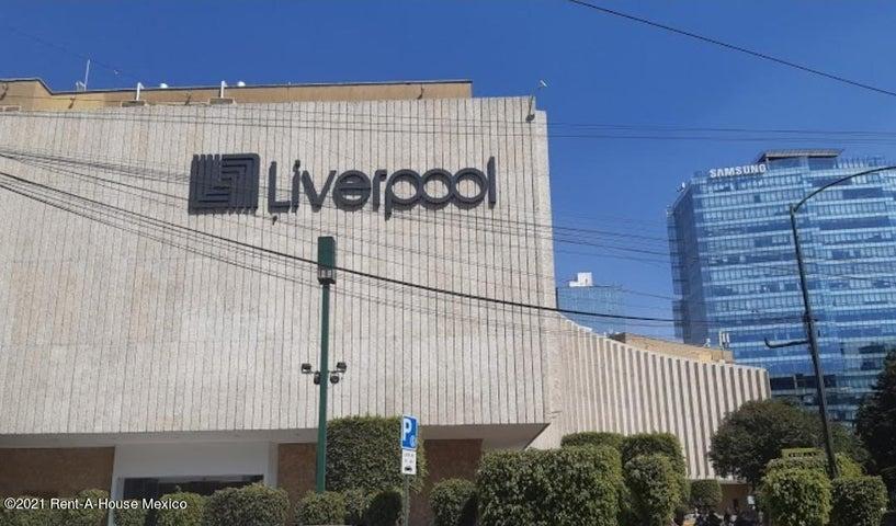 Departamento Distrito Federal>Miguel Hidalgo>Polanco - Venta:3.700.000 Pesos - codigo: 21-3077
