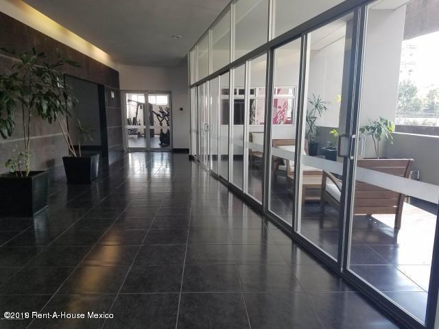 Departamento Distrito Federal>Miguel Hidalgo>Argentina Poniente - Renta:15.000 Pesos - codigo: 21-3110