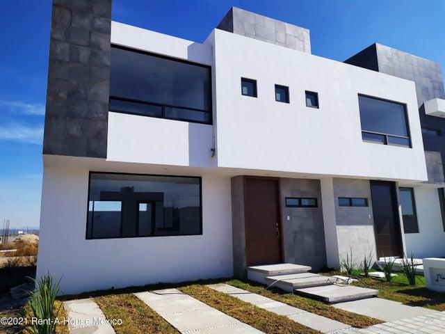 Casa Hidalgo>Pachuca de Soto>San Antonio - Venta:2.350.000 Pesos - codigo: 21-3177