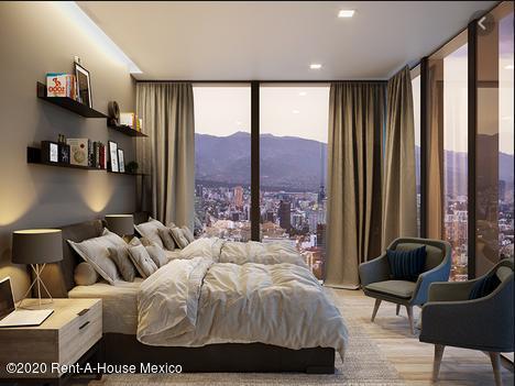 Departamento Distrito Federal>Alvaro Obregón>Los Alpes - Venta:12.261.224 Pesos - codigo: 21-3216
