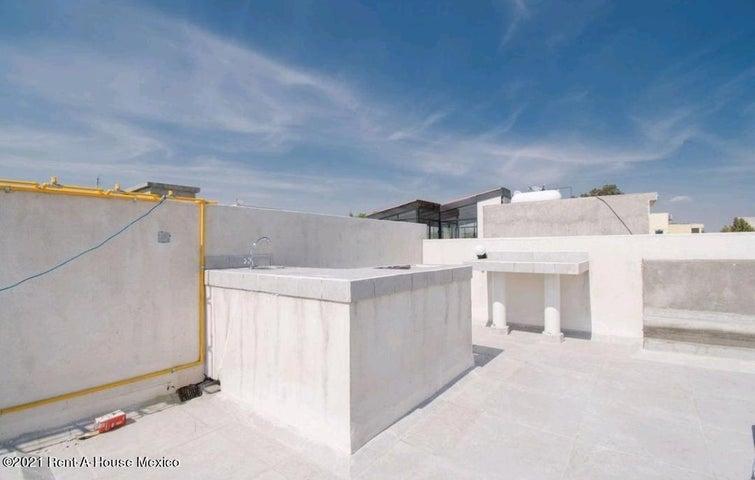 Departamento Distrito Federal>Benito Juárez>Narvarte - Venta:4.420.000 Pesos - codigo: 21-1569
