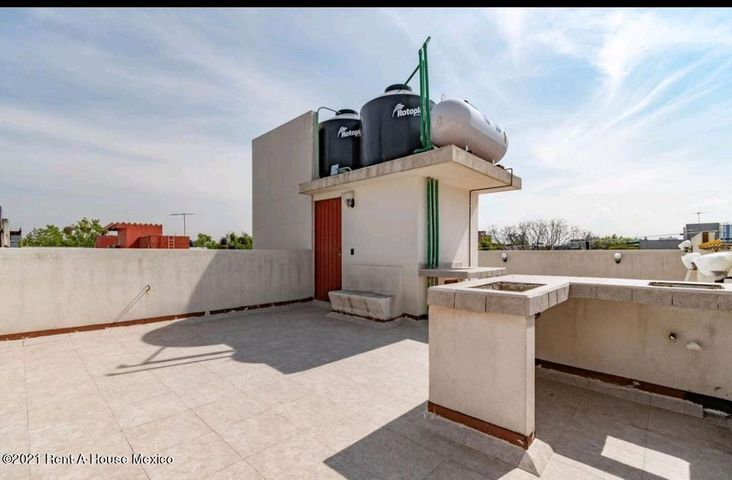 Departamento Distrito Federal>Benito Juárez>Narvarte - Venta:4.845.000 Pesos - codigo: 21-1580