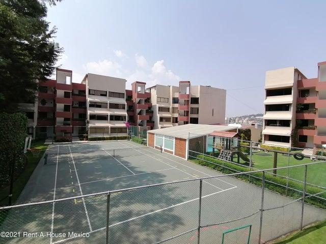 Departamento Distrito Federal>Cuajimalpa de Morelos>Cuajimalpa - Renta:16.000 Pesos - codigo: 21-3406