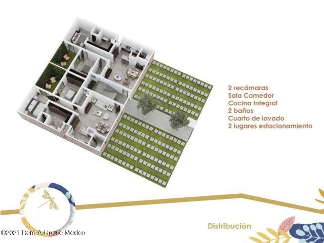 Departamento Queretaro>Corregidora>Vista Real - Venta:2.256.156 Pesos - codigo: 21-3413