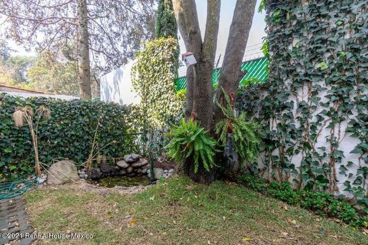 Casa Distrito Federal>Alvaro Obregón>Bosques de Tarango - Venta:7.500.000 Pesos - codigo: 21-3420