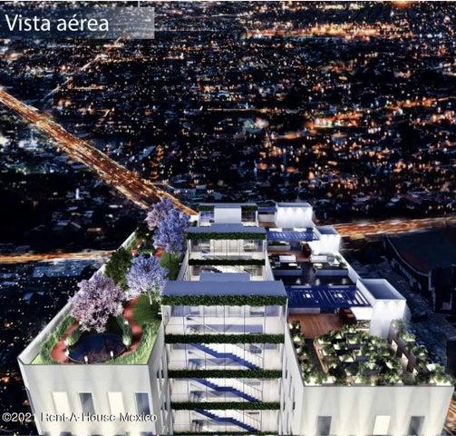Departamento Distrito Federal>Benito Juárez>Portales - Venta:6.850.000 Pesos - codigo: 21-3453