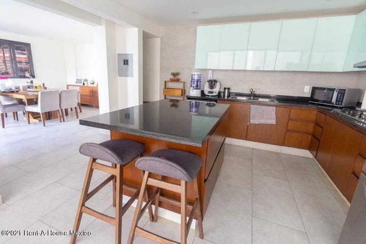 Casa Distrito Federal>Alvaro Obregón>Jardines del Pedregal - Venta:40.689.000 Pesos - codigo: 21-3466