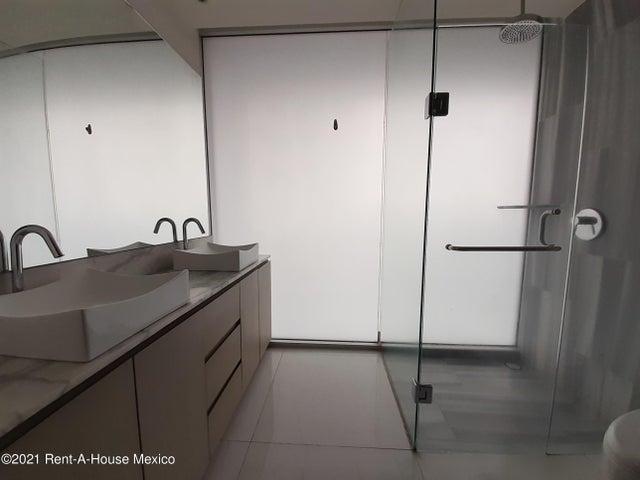 Departamento Distrito Federal>Cuajimalpa de Morelos>Santa Fe Cuajimalpa - Renta:35.000 Pesos - codigo: 21-3442