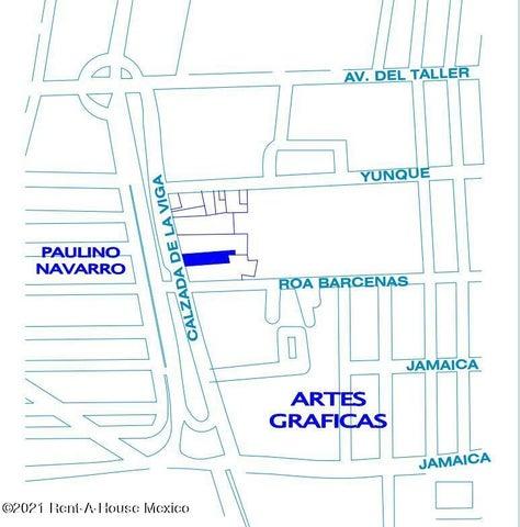 Departamento Distrito Federal>Venustiano Carranza>Artes Graficas - Venta:1.940.000 Pesos - codigo: 21-3479