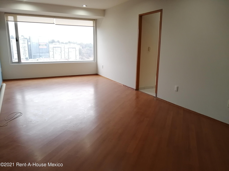 Departamento Distrito Federal>Alvaro Obregón>Santa Fe - Renta:29.000 Pesos - codigo: 21-3500
