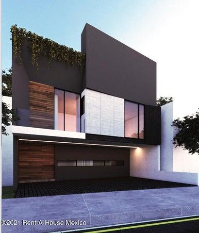 Casa Queretaro>Queretaro>La Vista - Venta:6.000.000 Pesos - codigo: 21-3508