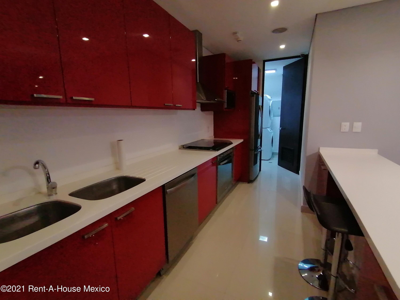 Departamento Distrito Federal>Alvaro Obregón>Santa Fe - Renta:37.000 Pesos - codigo: 21-3509