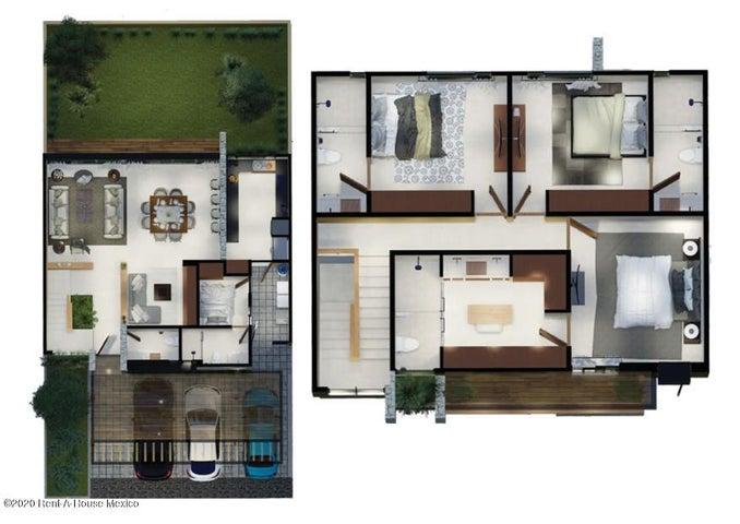 Casa Queretaro>Queretaro>Altozano - Venta:6.700.750 Pesos - codigo: 21-3525