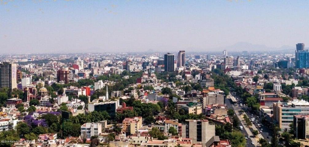 Departamento Distrito Federal>Cuauhtémoc>Condesa - Venta:6.746.000 Pesos - codigo: 21-3535