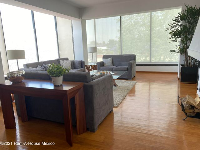 Departamento Distrito Federal>Miguel Hidalgo>Lomas de Chapultepec - Renta:45.000 Pesos - codigo: 21-3404