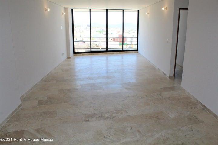Departamento Queretaro>El Marques>Zibata - Renta:13.500 Pesos - codigo: 21-3635