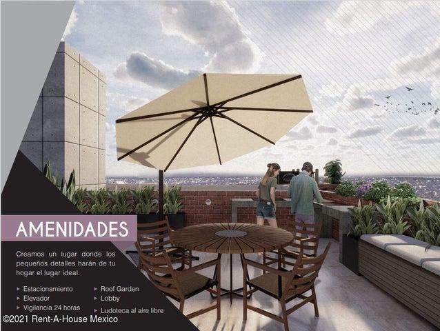 Departamento Distrito Federal>Benito Juárez>Narvarte Poniente - Venta:4.810.000 Pesos - codigo: 21-3660