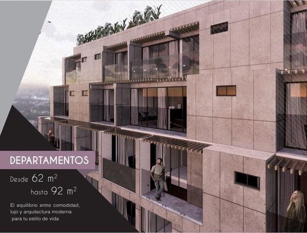 Departamento Distrito Federal>Benito Juárez>Narvarte Poniente - Venta:4.050.000 Pesos - codigo: 21-3663