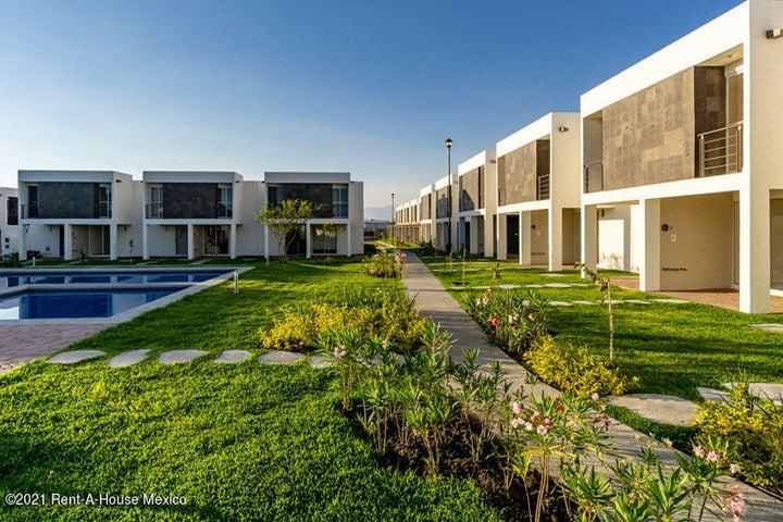Casa Morelos>Ayala Morelos>Tlayecac - Venta:851.000 Pesos - codigo: 21-3675