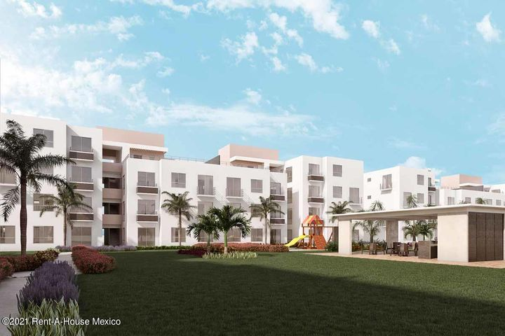 Departamento Quintana Roo>Cancun>Casas del Mar - Venta:812.000 Pesos - codigo: 21-3671