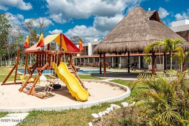 Casa Quintana Roo>Playa Del Carmen>Villas Del Sol - Venta:915.800 Pesos - codigo: 21-3684