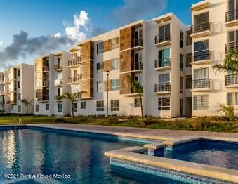 Departamento Quintana Roo>Playa Del Carmen>Villas Del Sol - Venta:935.300 Pesos - codigo: 21-3685