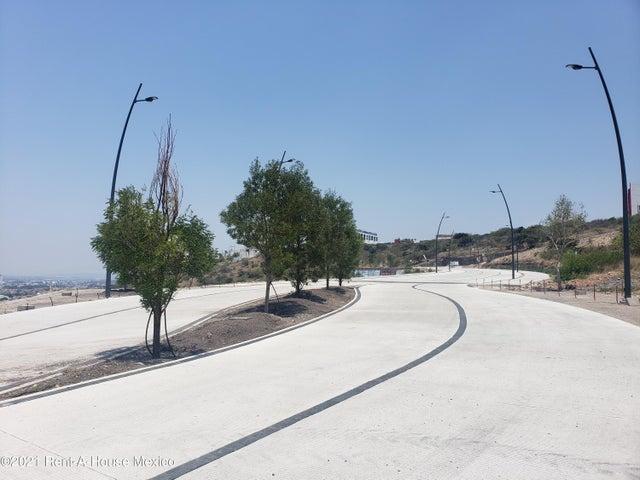 Terreno Queretaro>Queretaro>Loma Dorada - Venta:2.224.576 Pesos - codigo: 21-3722