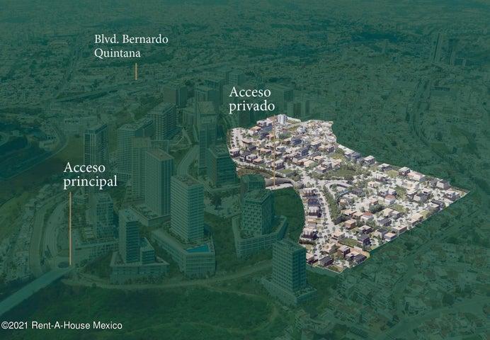Terreno Queretaro>Queretaro>Loma Dorada - Venta:2.416.684 Pesos - codigo: 21-3723