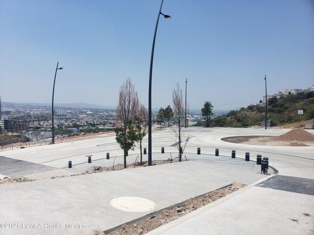 Terreno Queretaro>Queretaro>Loma Dorada - Venta:2.486.709 Pesos - codigo: 21-3724