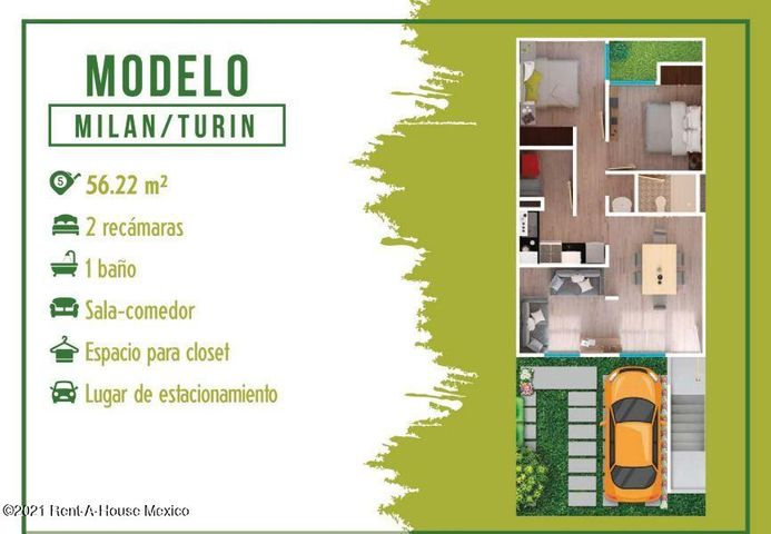 Departamento Michoacan>Tarimbaro>Cuitzillo Chico De Buenavista - Venta:540.000 Pesos - codigo: 21-3788