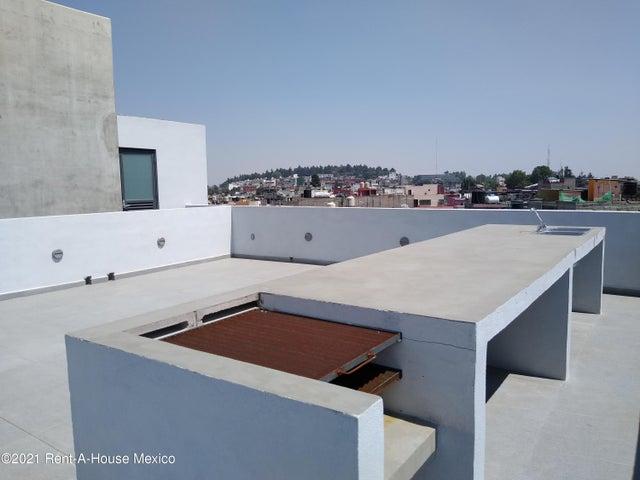 Departamento Distrito Federal>Cuajimalpa de Morelos>Cuajimalpa - Venta:6.300.000 Pesos - codigo: 21-3792