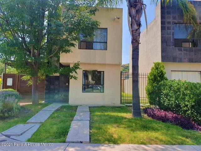Casa Queretaro>Queretaro>Sonterra - Renta:8.500 Pesos - codigo: 21-3803