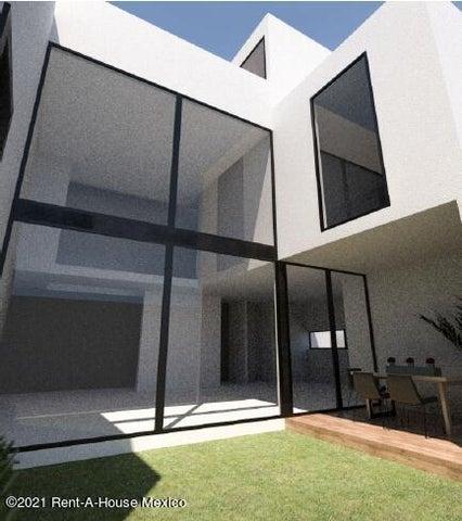 Casa Queretaro>El Marques>Zibata - Venta:3.495.000 Pesos - codigo: 21-3822