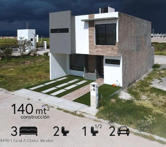 Casa Hidalgo>Pachuca de Soto>Santa Matilde - Venta:1.500.000 Pesos - codigo: 21-3828