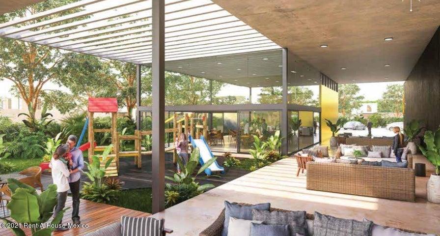 Terreno Yucatan>Merida>Komchen - Venta:490.000 Pesos - codigo: 21-3893