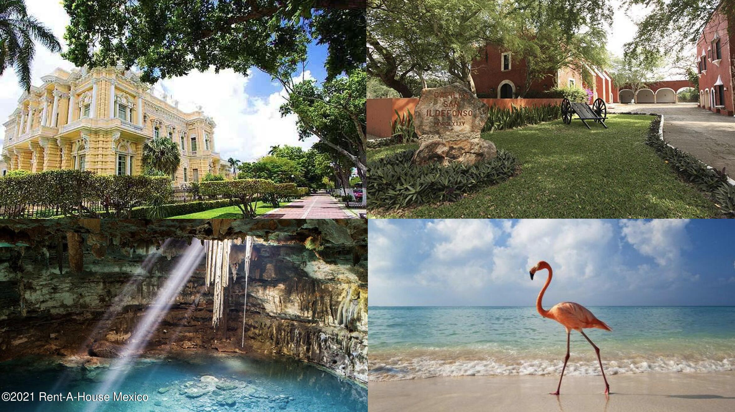 Terreno Yucatan>Merida>Puerto Progreso - Venta:546.238 Pesos - codigo: 21-3912
