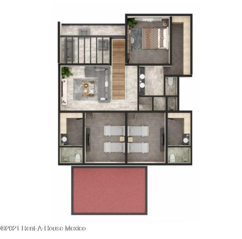 Casa Queretaro>Queretaro>Altozano - Venta:6.603.000 Pesos - codigo: 21-3928
