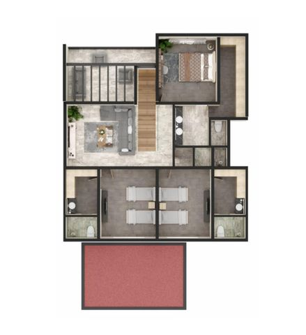 Casa Queretaro>Queretaro>Altozano - Venta:6.646.000 Pesos - codigo: 21-3931